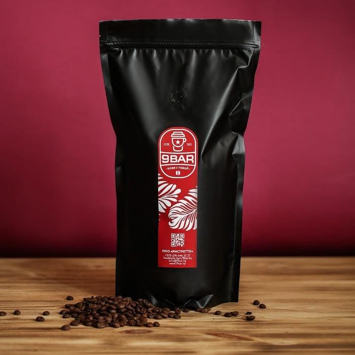 Купить кофе в зернах 9BAR Exclusive