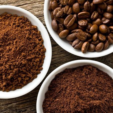 О молотом кофе